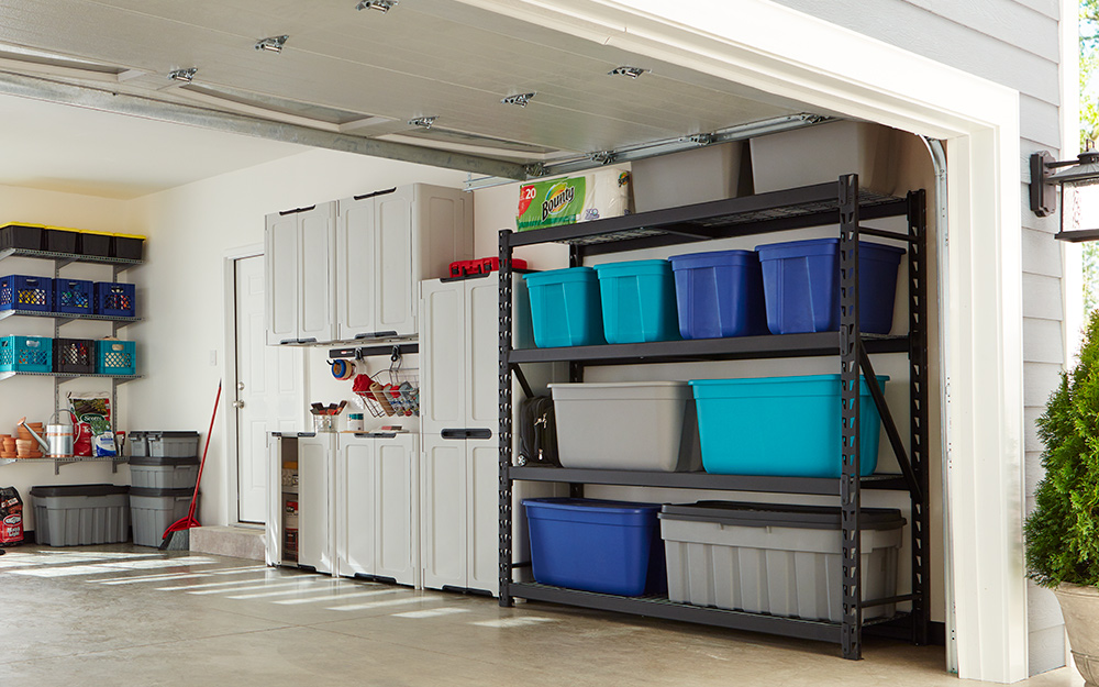 Genius Storage Ideas for Garage