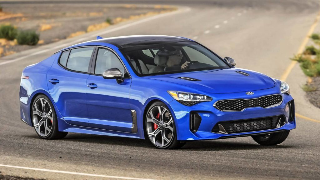 Kia Stinger: Meeting all expectations
